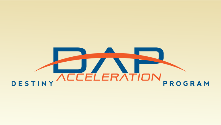 Destiny Acceleration Program