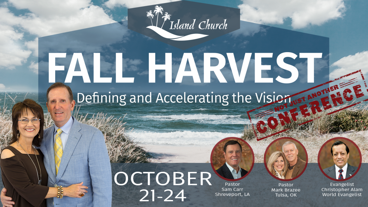 Fall harvest conference